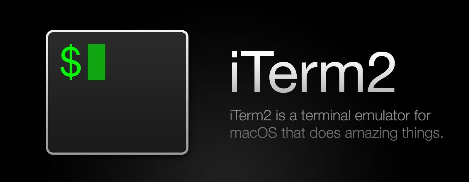 打造Mac OS 最强终端利器 iTerm2