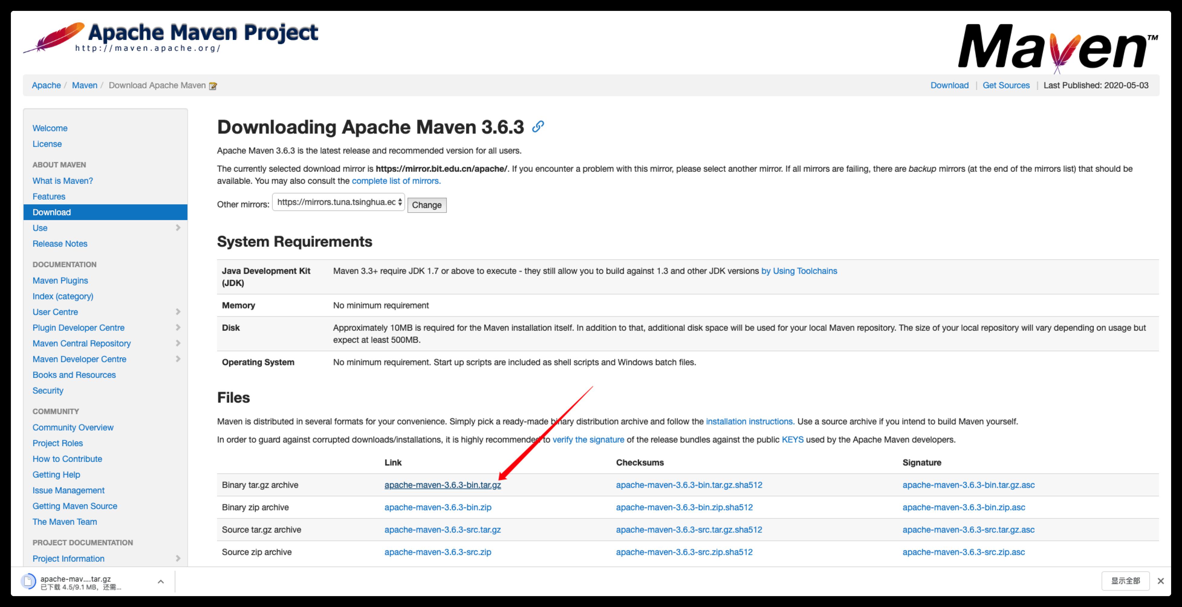Mac Os 上如何配置Maven及进行IDEA Maven配置